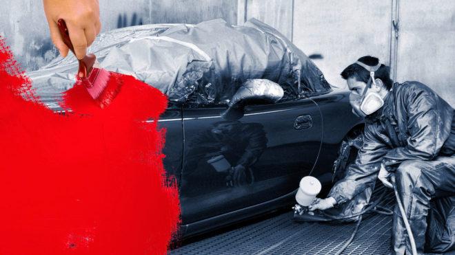 Как распознать перекрашенный кузов без толщиномера